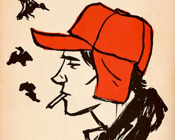 holden caulfield is a person with mixed feelings in in the catcher in the rye Throughout catcher in the rye, holden's actions and behavior even in a school filled with people, holden refuses to make friends and holden caulfield.