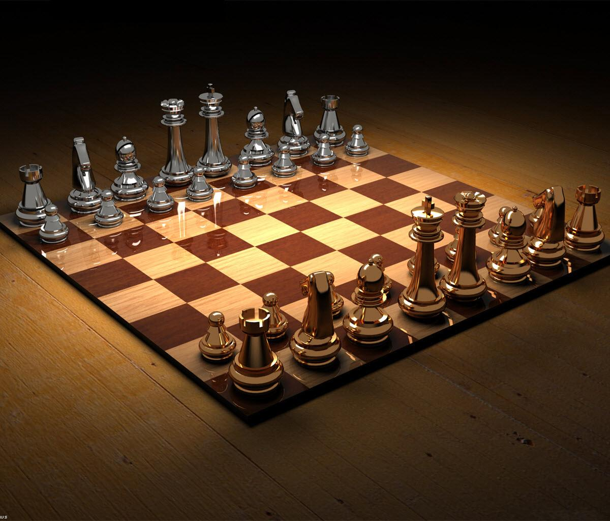 Лет, картинка с шахматами