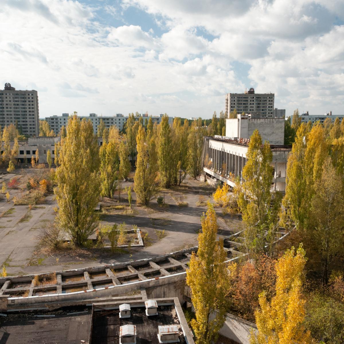 Открытка из припяти чернобыль