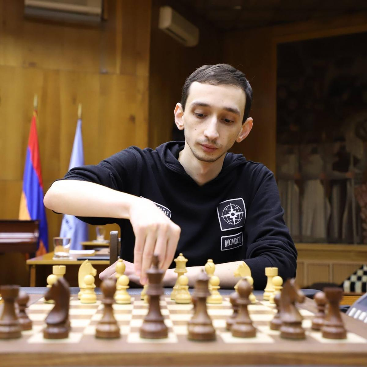 GM Robert Hovhannisyan (Robert_Chessmood) - Chess Profile ...