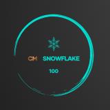 Snowflake100