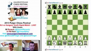 2013 Polgar Chess Festival - USA vs Hungary Youth Rapid Match's Thumbnail