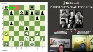 2014 Zürich Chess Challenge: Round 3 - Complete Show