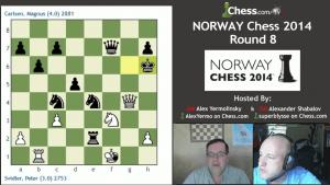 Norway 2014 - Round 8