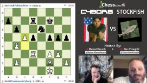 GM Nakamura + Rybka vs Stockfish! -- Highlights's Thumbnail