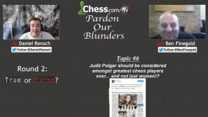 Pardon Our Blunders: Highlights from 8-26-14