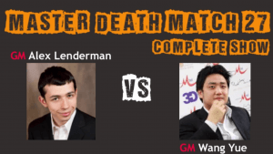 Death Match 27: Lenderman vs Wang -- Complete Show