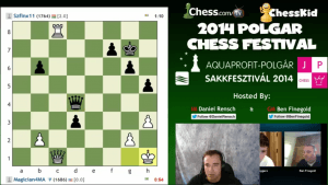 2014 Polgar Chess Festival -- Highlights's Thumbnail