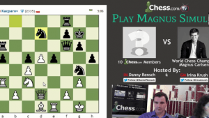 Play Magnus Simul: Complete Show