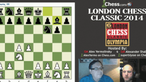 2014 London Chess Classic Highlights