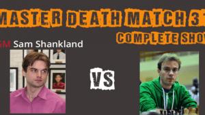 Death Match 31: Shankland vs Meier -- Complete Show