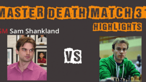 Death Match 31: Shankland vs Meier -- Highlights
