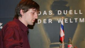 My First Super Tournament: vs Alexander Grischuk