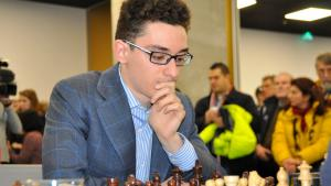 Caruana Dazzles At Dortmund