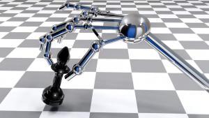 Man vs Machine: IM Rensch vs Komodo Odds Match