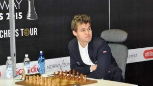 Magnus Carlsen Gets Hammered