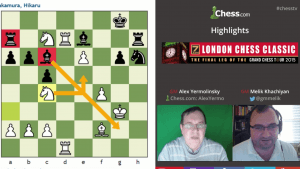 Highlights London Chess Classic: 12-9-15