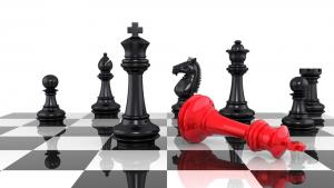 Attacking Chess And The King Hunt