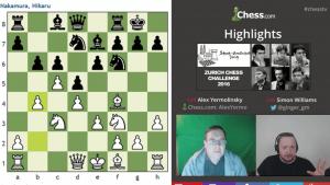 Recap Zurich Chess Challenge: 02-15-16
