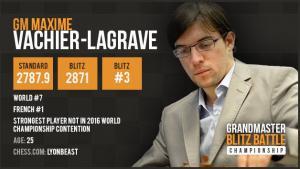 Grandmaster Blitz Battle 3: Caruana vs Vachier-Lagrave