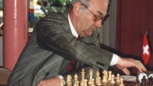 Spicy Chess Tribute To Korchnoi