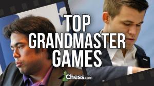 Hikaru Nakamura Beats Magnus Carlsen: Bilbao Chess Analysis's Thumbnail