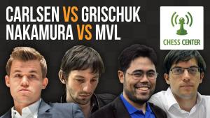 ChessCenter: Will Magnus Carlsen Win vs Grischuk?