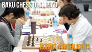 Highlights from Round 4 of the Olympiad