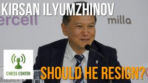 ChessCenter: Should FIDE's President Resign?'s Thumbnail
