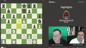 Sinquefield Cup Highlights Rounds 6-9: 08-16-16