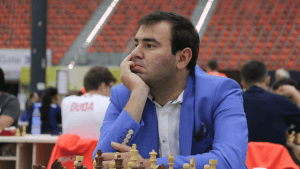 Mamedyarov Attacks: Light Square Looseness