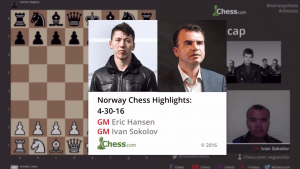 Norway Chess Highlights: 04-30-16's Thumbnail