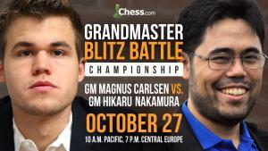 Magnus Carlsen vs Hikaru Nakamura Promo