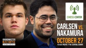 ChessCenter: Carlsen vs Nakamura Special Edition
