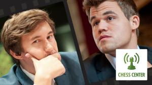 ChessCenter: Carlsen vs Karjakin World Championship Preview