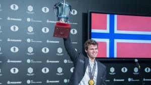 Magnus Carlsen's World-Championship-Winning Move