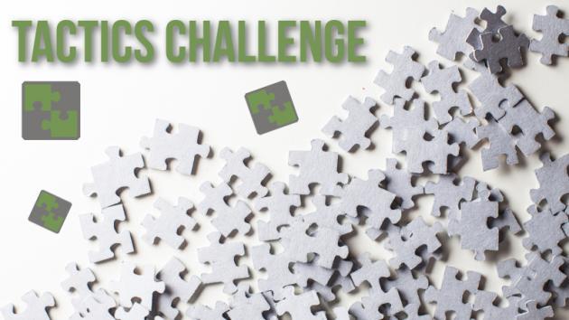 Tactics Challenge: Part Three