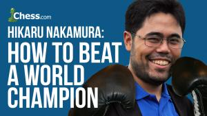 Hikaru Explains How to Beat A World Champion