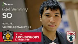 Wesley So's Top 10 PRO League Moves