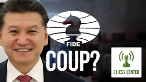 ChessCenter: A Coup At FIDE?'s Thumbnail