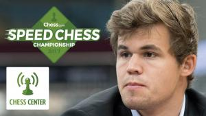 ChessCenter: Carlsen's Plan And Speed Chess