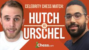 Celebrity Chess Match: Hutch vs Urschel