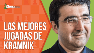Las mejores jugadas de Vladimir Kramnik's Thumbnail