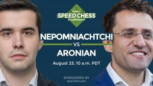 2017 Speed Chess Championship: Aronian vs Nepomniachtchi
