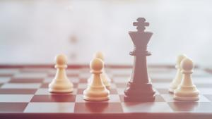 Pieces vs Pawns In The Endgame: King And Pawns vs King