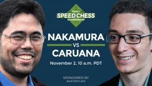 2017 Speed Chess Championship: Nakamura vs Caruana