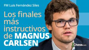 Los finales más instructivos de Magnus Carlsen