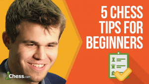 Magnus Carlsen's 5 Tips For Beginners