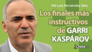 Los finales más instructivos de Garri Kaspárov