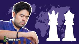 Hikaru Nakamura In The Park: Money On The Line